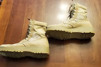 Army boots hot weather size 12.5R
