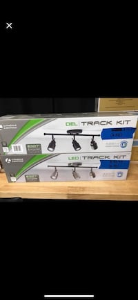 LED Track Kit (Dimmable LED) / New