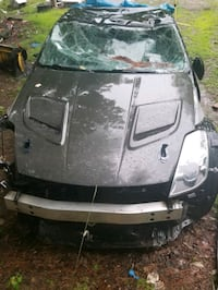 2005 nissan 350z parts (rollover) Brookline, 05345