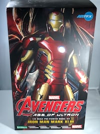 New Marvel Avengers - Ironman Mark XLII 1/6 scale Sykesville, 21784