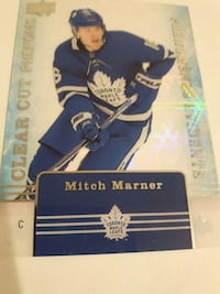 TIM HORTONS CLEAR CUT MITCH MARNER CARD Toronto, M1B 1J5