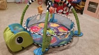 Infantino Grow-with-me Activity Gym and Ball Pit GREENSBURG