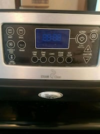 gray and black electric range oven Montreal, H1S 0A6
