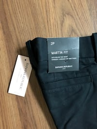 New Banana Republic Martin Fit Pants, Size 2 Petite Richmond, V6Y 2Z5