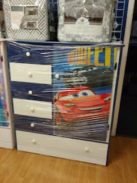 Baby dresser cars  Lakewood, 90713