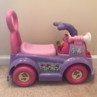 toddler's purple and pink ride on toy Ashburn, 20148