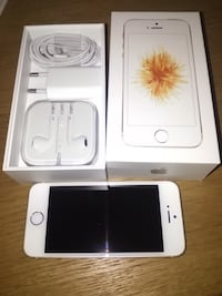 Iphone se 32 gb color oro 6093 km