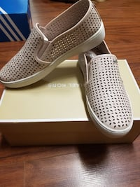 Michael Kors slip on women size 7.5 brand new  Toronto, M1T 3L5