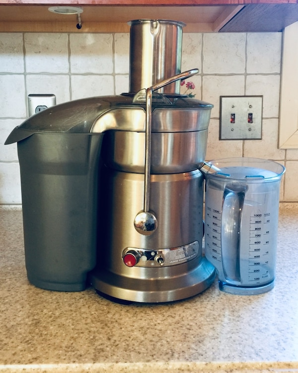 Breville juice station. Good condition. Try it out before purchasing