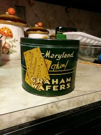 Antique wafer can Linthicum Heights, 21090