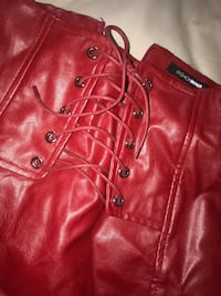 Leather Skirt New York, 11225