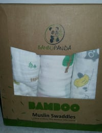 Baby Swaddle blankets 3 Mississauga, L5N
