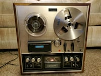 Vintage Akai Reel to Reel
