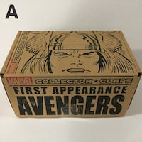 Marvel Collector Corps Funko Box - Avengers First Appearance (Sealed Box) Brampton, L7A