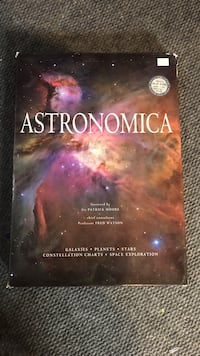Astronomica textbook by patrick moore South-West Oxford, N5C