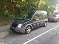 Ford - Transit Connect - 2011 Washington