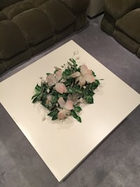 green and white floral wall decor Vaughan, L4J 8N8