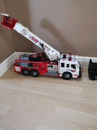 Larger fire truck with remote control Surrey, V3R 2T5