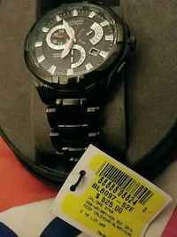 Eco-Drive watch brand new, powered by any light. Bartlesville