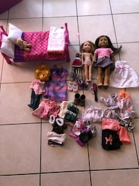 American Girl Dolls and accessories  Huntington Park, 90255