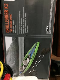 2 Person Inflatable Kayak Brand New Cuyahoga Falls, 44221