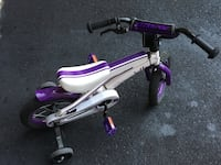 Kids Bike with Training Wheels Milton, L9T 2R1