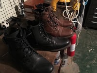 Dress Boots  2 Pairs