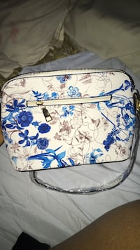 Floral shoulder bag Washington, 20019