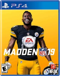 EA Sports NFL Madden 19 PS4 Belleview