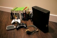 Xbox 360 S bundle - perfect for gifts! Chicago, 60654