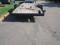 black and brown utility trailer Memphis, 38115