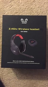 2.4ghz wireless gaming headset Arlington, 22205