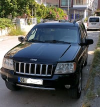 2004 Jeep Grand Cherokee Numune