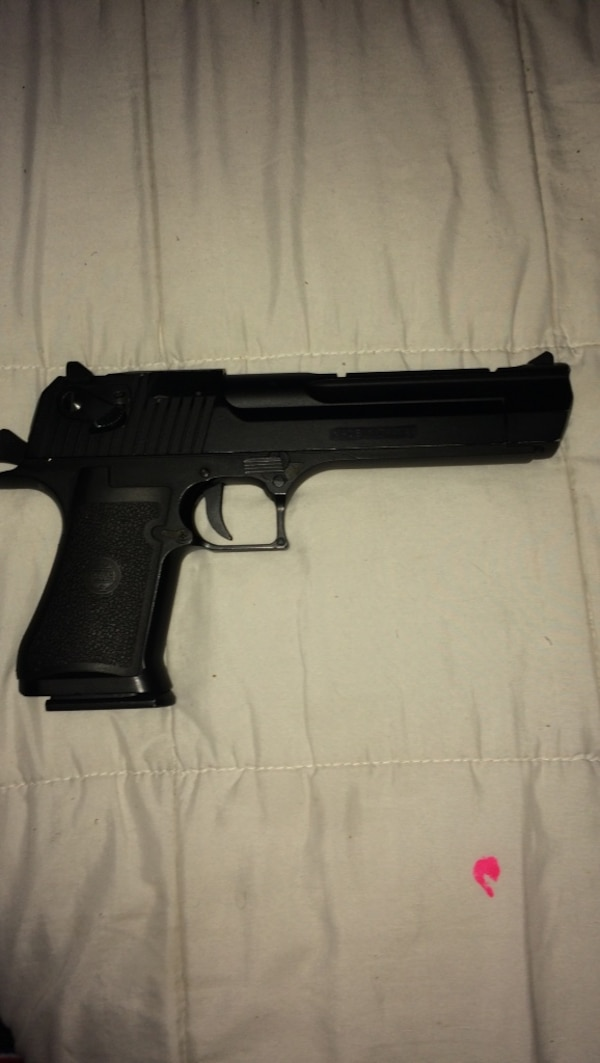 Co2 airgun