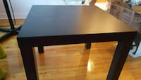 Reserved rectangular brown wooden coffee table Montréal, H4C 1M7