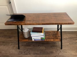 Coffee Table and Bookstand