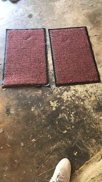 red and black area rug Jackson, 39211