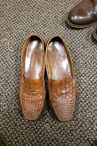 cole haan dress brown shoes s9.5 Oklahoma City, 73127