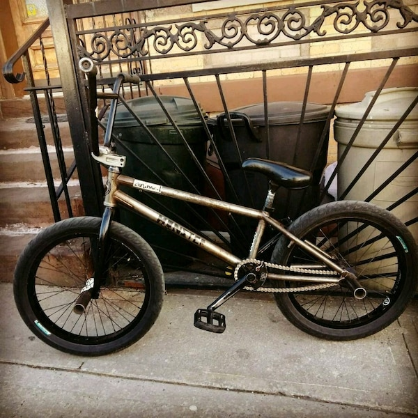 used custom bmx bike willing to negotiate for sale in queens letgo