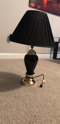 black and brown table lamp Gordonsville, 22942