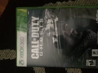 Call of duty ghosts for xbox 360 Toronto, M6A