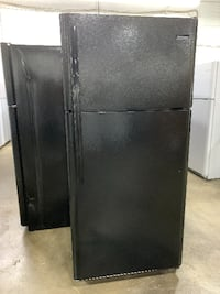 Collection of Black top freezers