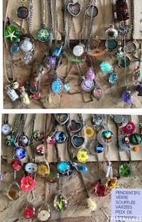 assorted color of beaded accessories Saint-Pacôme, G0L