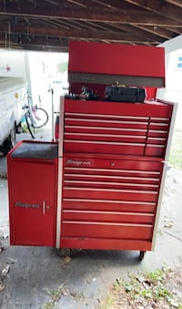 Snap-on tool box// make an offer