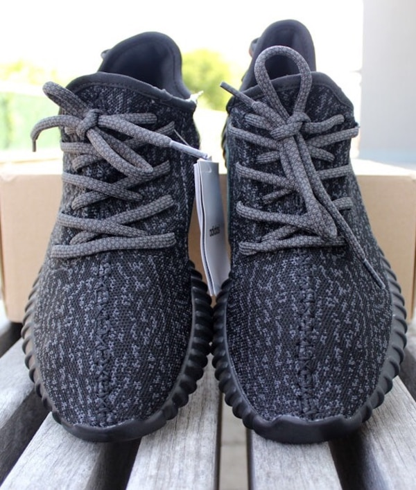 2566414d86a8b Used Yeezy 350 Pirate Black - unauthorized authentic for sale in ...