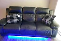 500 OR BEST OFFER ...Recliner and love seat both normal wear and tear