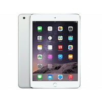 "Ipad Mini 3 7,9"" con Wi-Fi 128GB Apple - Plata Madrid, 28013"
