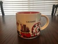 Starbucks You Are Here Mugs  Calgary, T3J 0B3