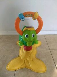 yellow and green Vtech turtle ride-on toy Riverview, 33569