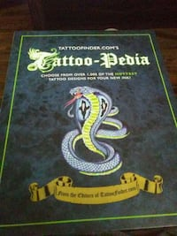 Tattoo- book Ogden, 84403
